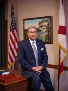 Wetumpka Mayor Jerry Willis