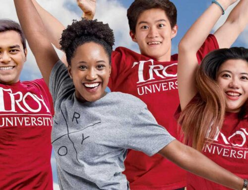 Troy University Corporate Partnership Program